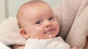 Зригування у новонароджених дітей
