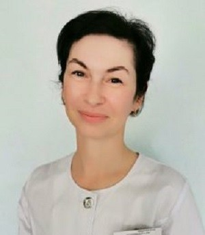 Медичний директор - Ізотова Людмила Валентинівна
