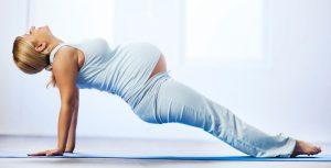 Вагітність і йога