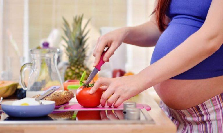 Раціональне харчування для вагітної жінки та її дитини